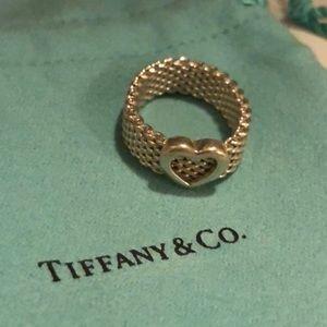 Tiffany Somerset Heart Band